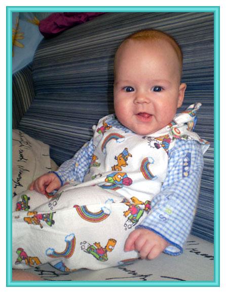 Как сажать ребенка в 5 месяцев 33